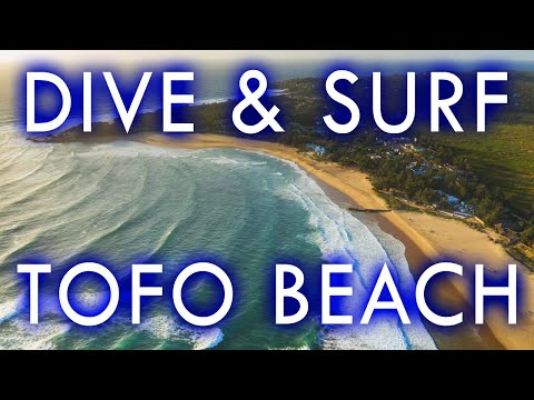 Tofo Beach MOZAMBIQUE Diving & Surfing