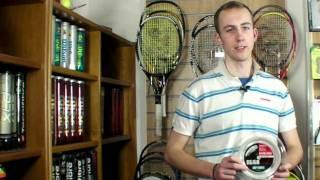 White Badminton String Yonex BG68TI TITANIUM SE