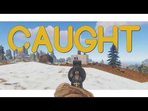 Rust - WE STUMBLED onto A SILENT RAID! thumbnail