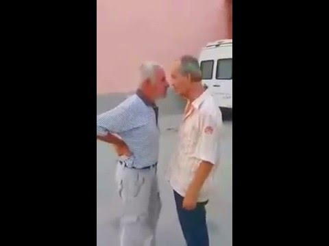 Sarhoş vs deli komser