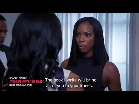 """Download Tyler Perry's The Oval 2x 22 Promo """"Doomsday"""" (HD) [Season Finale] 