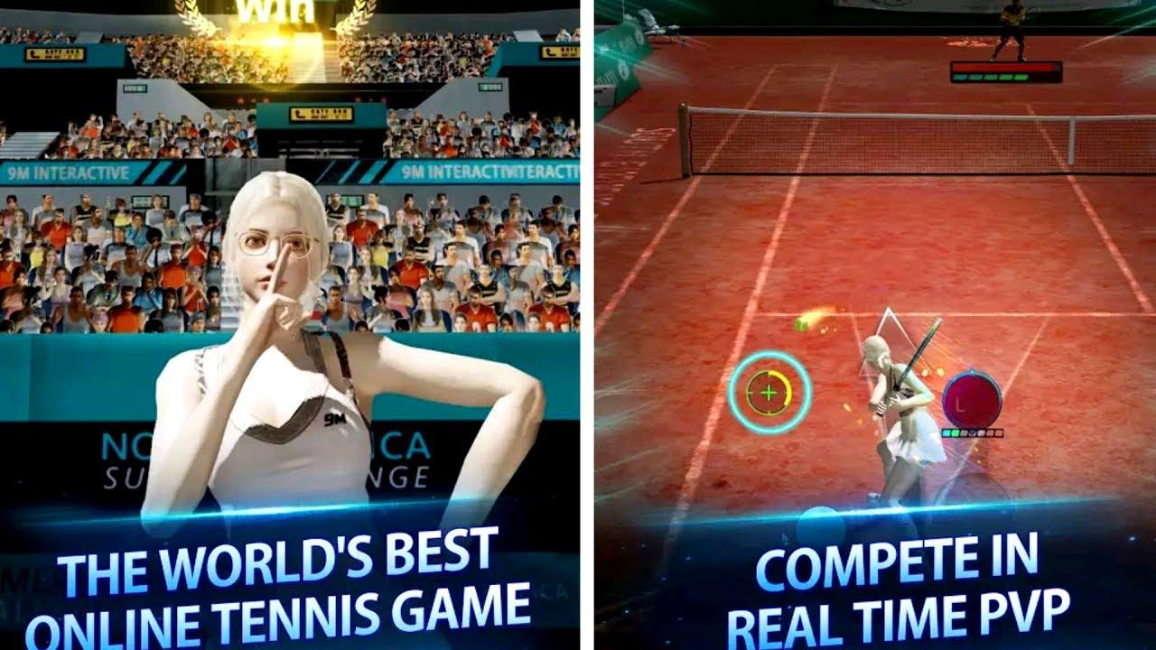 Ultimate Tennis   Revolution  4c6d6912562a5