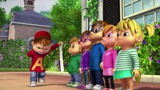 Alvinnn!!! et les Chipmunks | La revanche | NICKELODEON JUNIOR