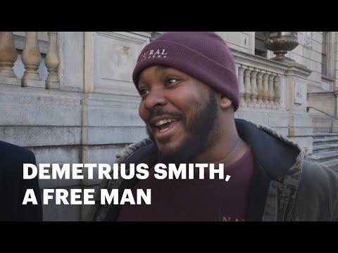 Download Youtube: Demetrius Smith, A Free Man