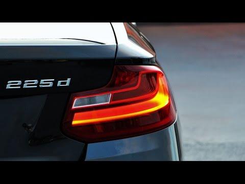 Let's Drive: BMW 225d Coupé / 70 km Sport+