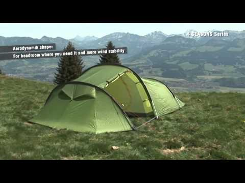 524d91526 Ferret XT 3 Person Set up English   VAUDE - Most Popular Videos
