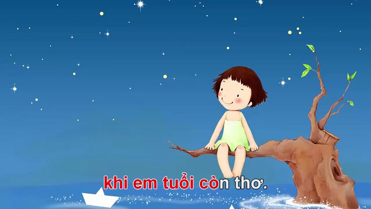 Photo of Bụi Phấn   Nhạc thiếu Nhi Karaoke