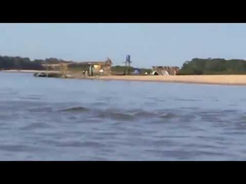 Pescaria Araguaia  Luiz Alves GO