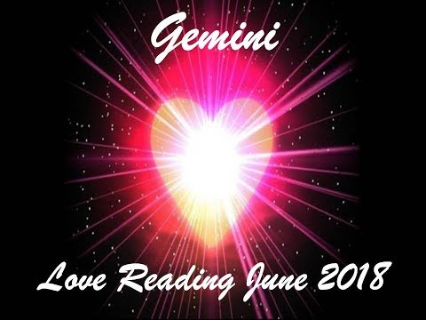 Gemini Love Reading June 2018 - THE DEVIL, HEALING, SOULMATE, MARRIAGE, PROPOSAL, ABUNDANCE