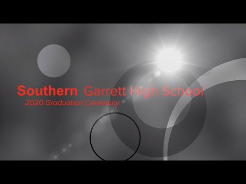 2020 Southern Garrett High School Graduation Ceremony