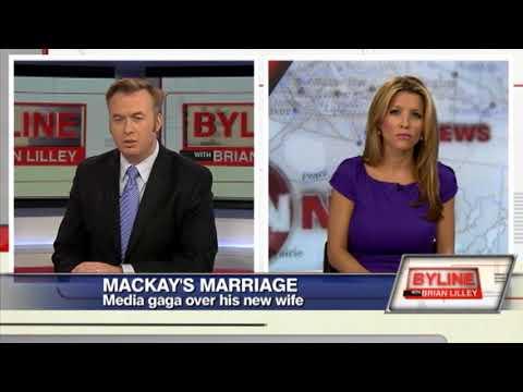 MacKay's marriage