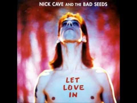 Nick Cave and Bad Seeds Red Right Hand