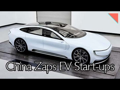 China Has Too Many EV Start-Ups, Auto Industry Loses Credibility - Autoline Daily 1933