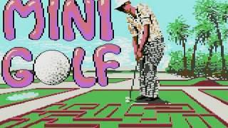 [c64] Mini Golf (1988)