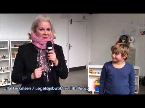 Simmorix tur/retur - Juleforestilling med KLIMA/Ulla T