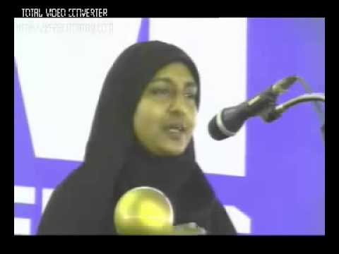 Christian Girl Turn to Islam in Kerala(India) - Must Watch