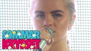 Amanda Fondell - Keep the Love - Sommarkrysset (TV4)