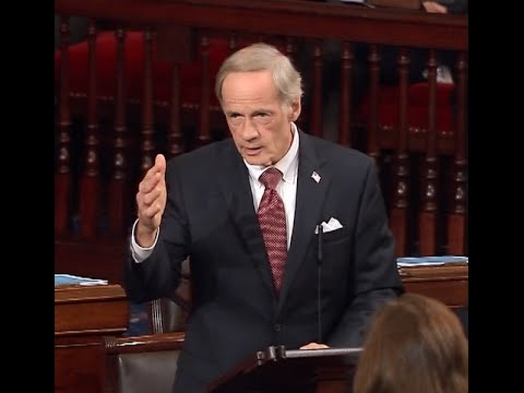 Sen. Carper Encourages Colleagues to Pass the Cybersecurity Information Sharing Act (CISA) of 2015