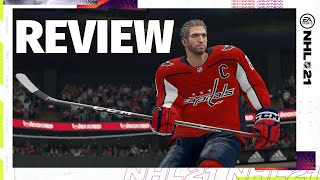 EA Sports NHL 21 Review - Two-Minute Minor (Video Game Video Review)