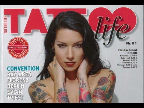 TATTOO life 81/2013 - CONVENTION * BORIS * NIKKO HURTADO