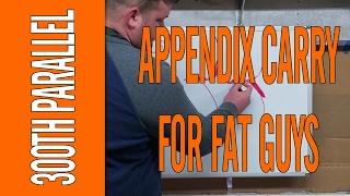 Any fat guys carrying AIWB? - AR15 COM