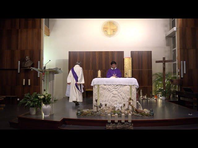 Messe du 1er Dimanche de l'Avent - 29 novembre