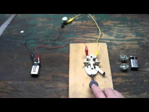 Code key circuit