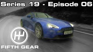 Fifth Gear: Series 19 Episode 6