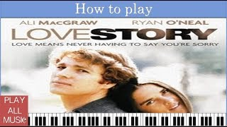 82- How to play: Love Story