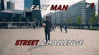 ROTTERDAM PANNA CHALLENGE - EASY MAN STREET CHALLENGE! #1