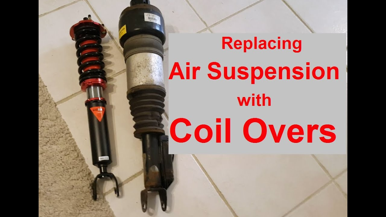 How to Build a Properly Fast Track Car - Part 3 (Coilovers ...