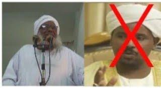 غضب الشيخ علي عطا المنان من كلمة صلاح الدين الخنجر الكفرية