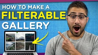 How to Add a Filtęrable Gallery to your WordPress Website | Elementor Tutorial 2021