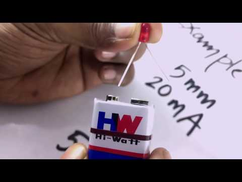 Resistor And Ohm's Law Explained | Electronics Basics Lessons