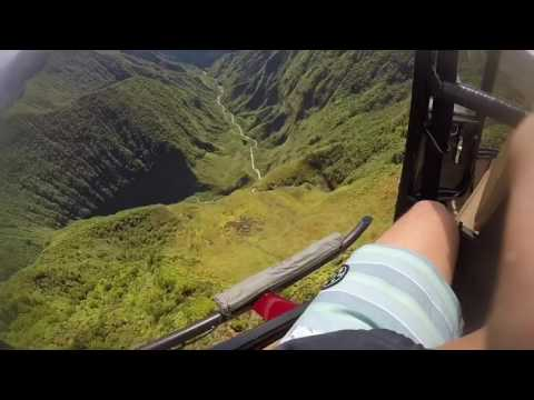 Helicopter Tour with Mauna Loa on Kauai