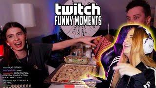 WESTY Смотрит Топ Моменты с Twitch Шоу Танцев Первый Раз Реакция Twitch fm