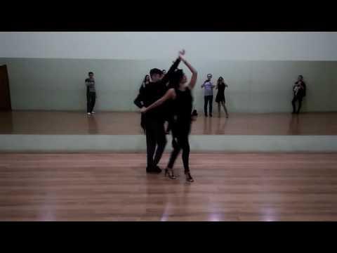 Ksenia Kozlovskaya & Boris Yakovenko, salsa on2 (3MAY2017)