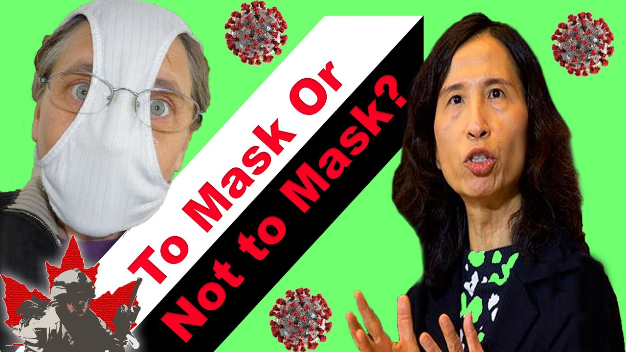 Health Officer of Canada about Face Mask and Pandemic Covid 19