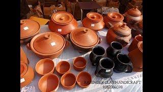All important natural clay pots || Beneficial for our health || Swadeshi mitti ke bartan