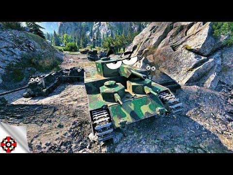 World of Tanks - TOP PLAYS! #3 (WoT gameplay) thumbnail