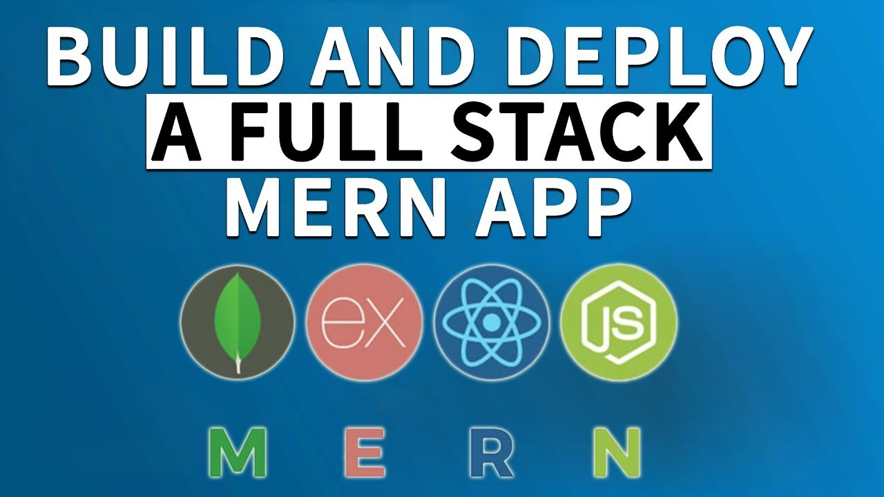 Build and Deploy a Full Stack MERN Social Media App   React, Node, Express, MongoDB