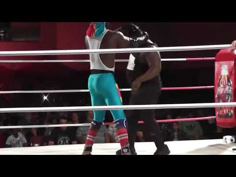 Sammy Swiegers & Congo King vs Missing Link & African Warrior - 20 March 2018