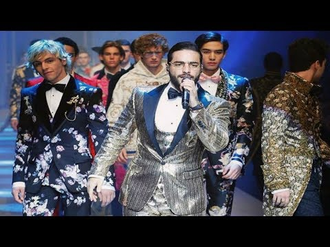 Dolce & Gabbana HD | Fall/Winter 2018/19 | Menswear | Milan Fashion Week