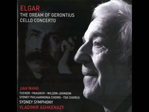 Elgar 'Demons Chorus' ('Dream of Gerontius') - Ashkenazy conducts
