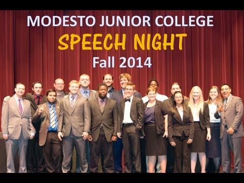 Speech Night Fall 2014