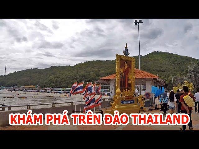KHÁM PHÁ DU LỊCH TRÊN ĐẢO THAILAND PATTAYA