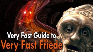Very Fast Friede Kills Casul in Step by Step Process - Dark Souls III