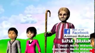 Lagu Sekolah Minggu Bapak Abraham Animasi Rohani
