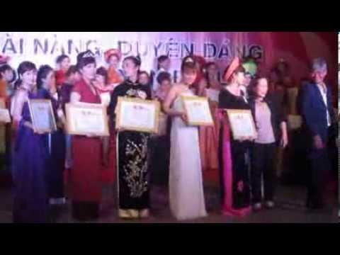Hội thi giáo viên tài năng duyên dáng Đại Lộc - Phần 2