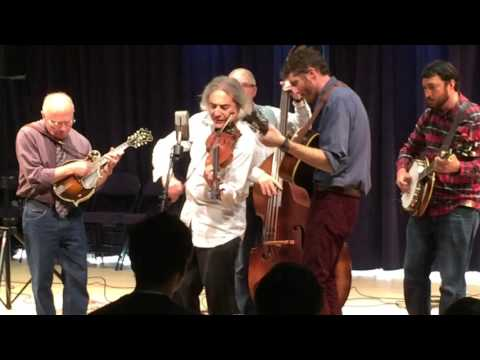 Stacy Phillips & His Bluegrass Characters - The Neighborhood School New Haven CT, October 25, 2015